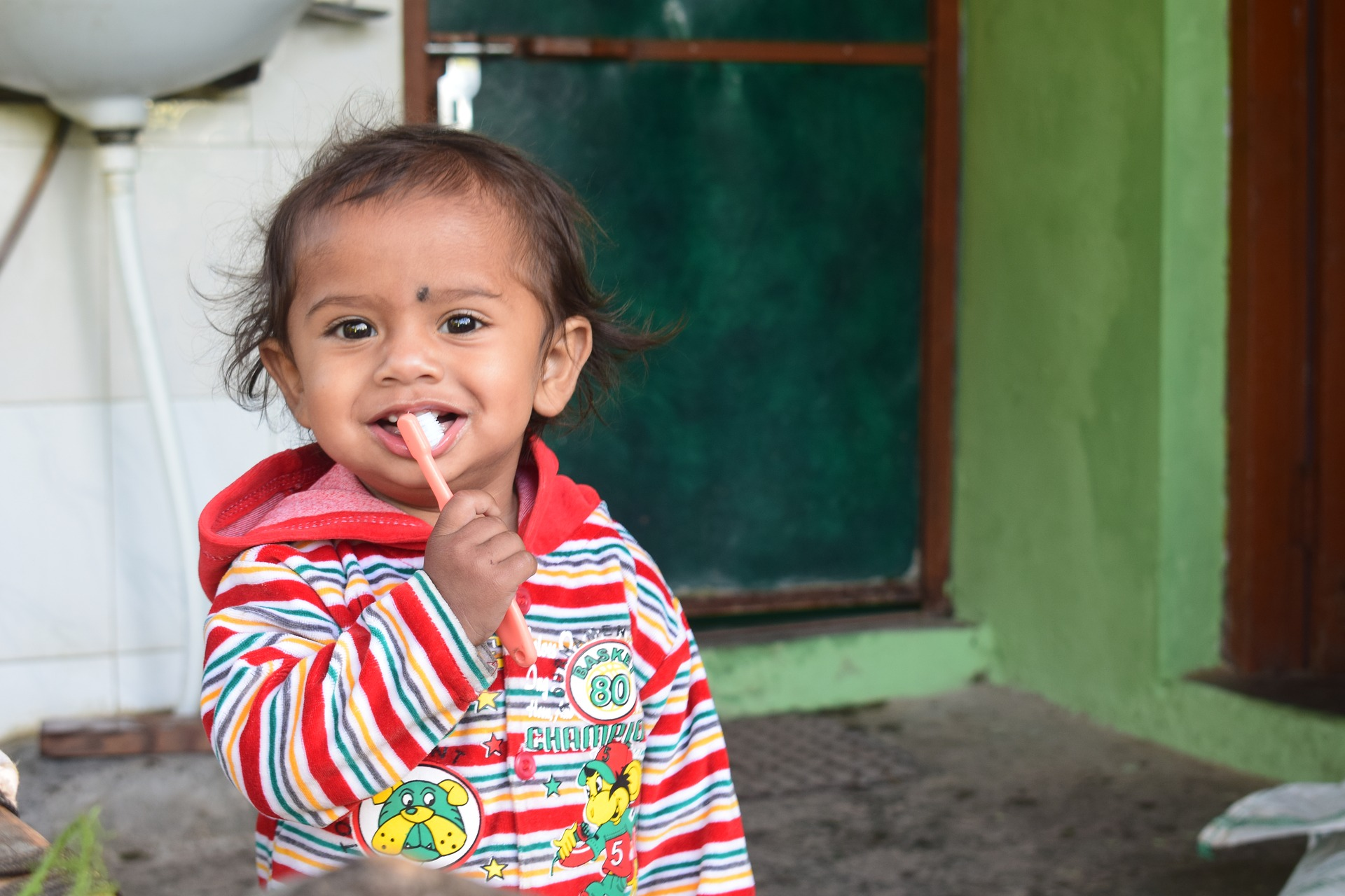 Dental Care In Young Children